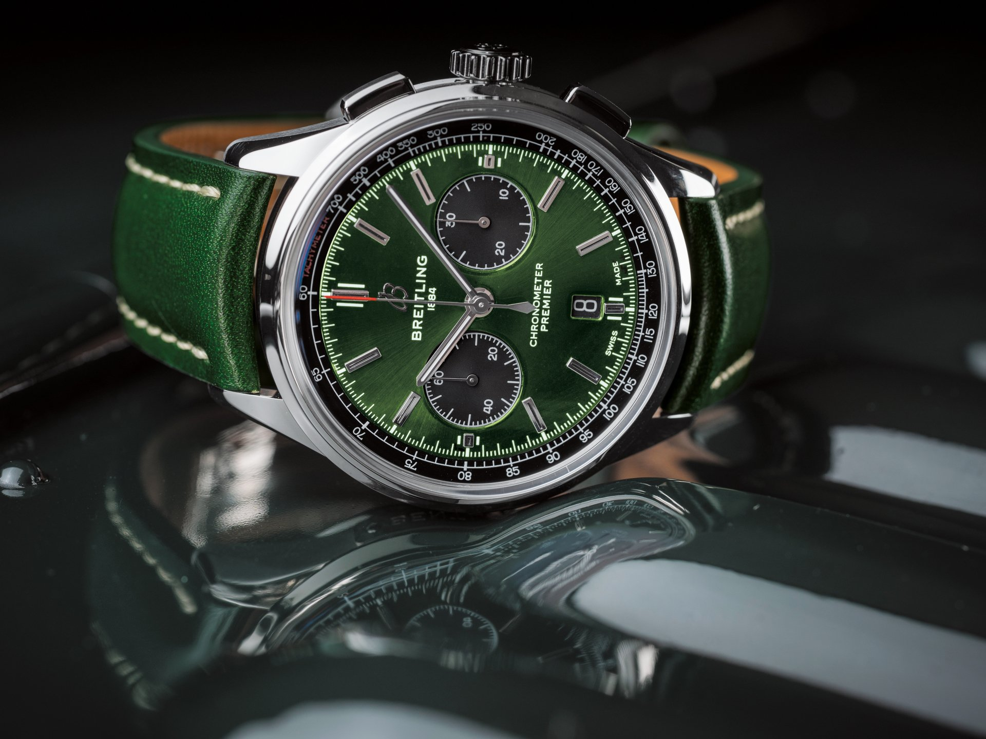Latest news on Breitling Swiss watches - New models