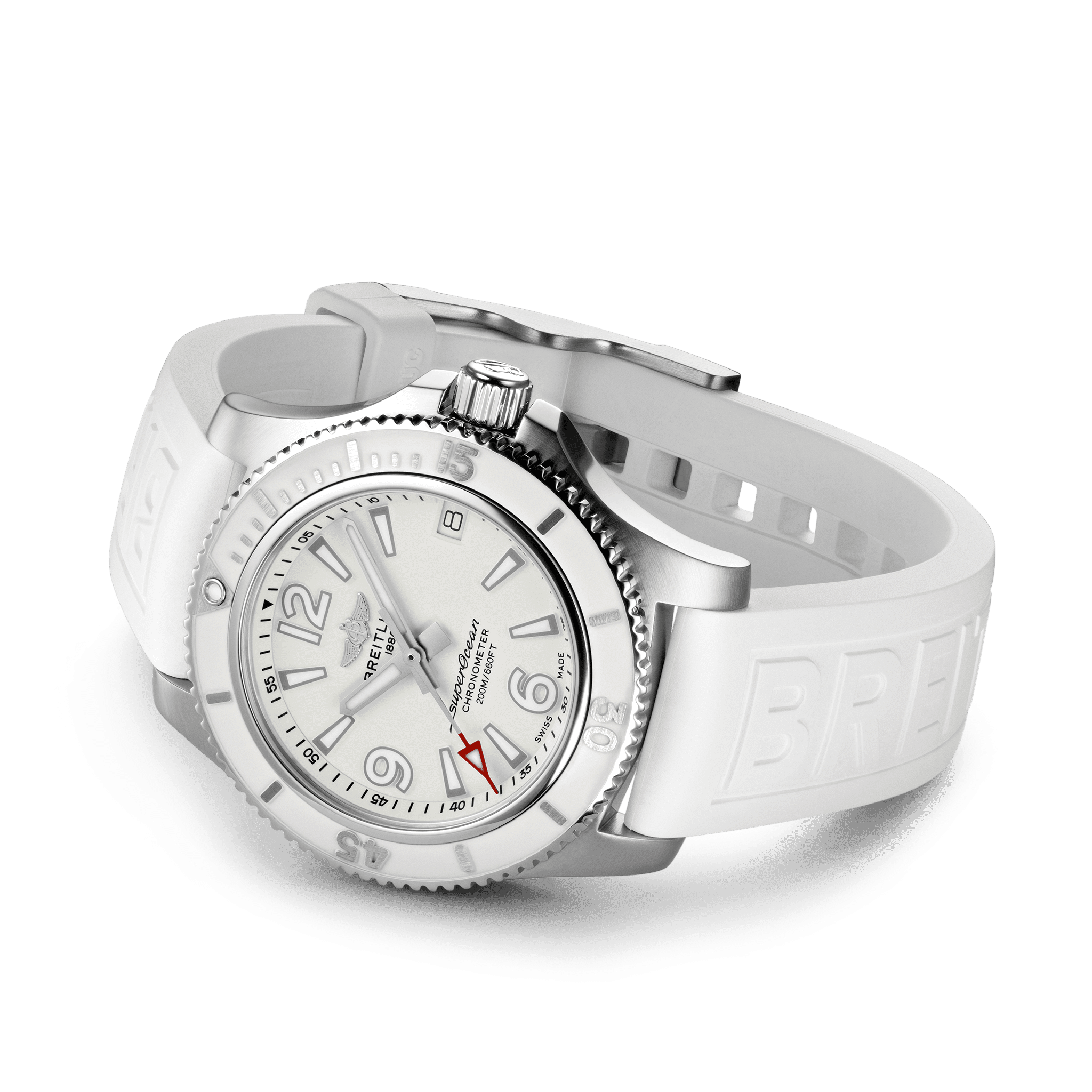Breitling Superocean Automatic 36 Side