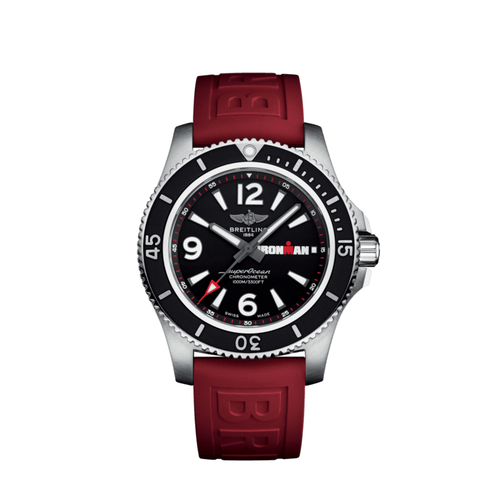 Superocean Automatic 44 Ironman Limited Edition - A17371A11B1S1