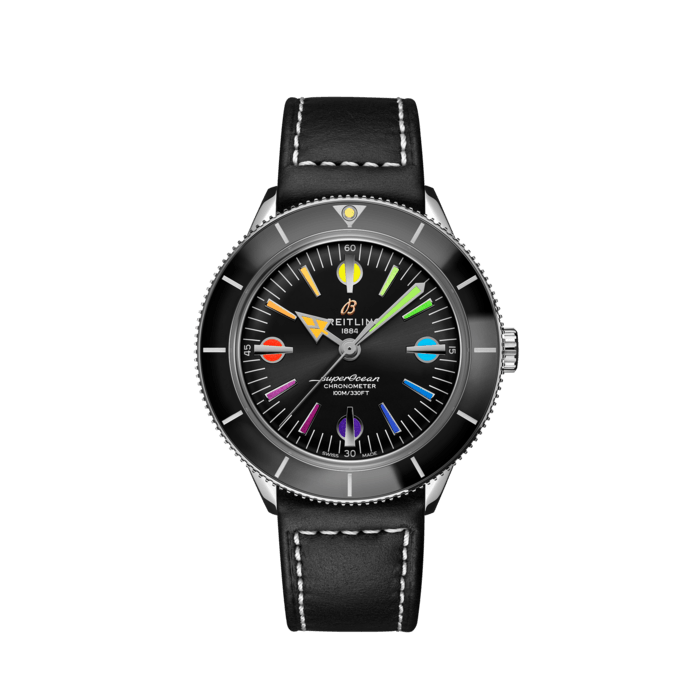 Superocean Heritage '57 Limited Edition - A103701A1B1X2