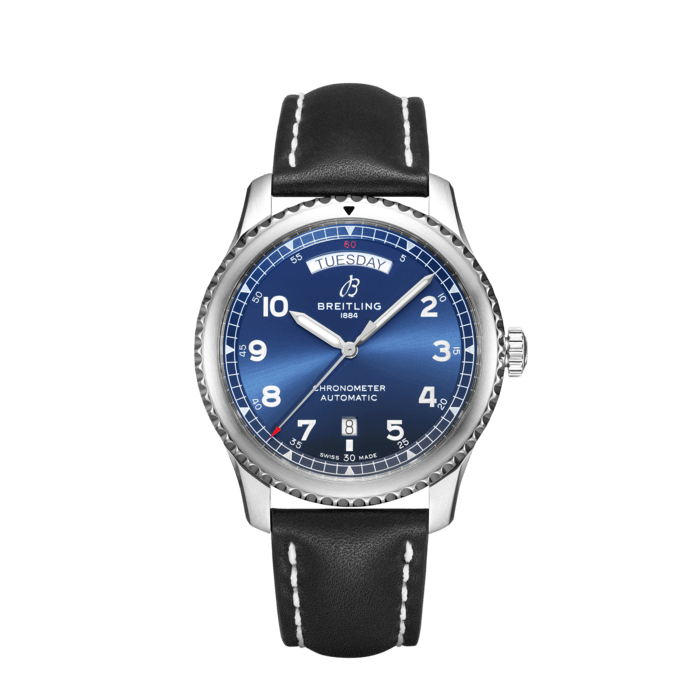Aviator 8 Automatic Day & Date 41 - A45330101C1X1