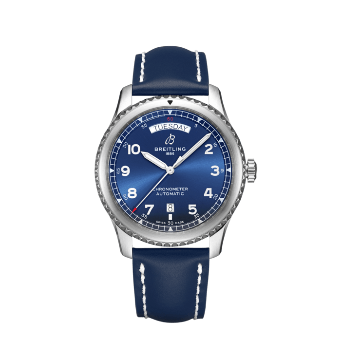 Aviator 8 Automatic Day & Date 41 - A45330101C1X3