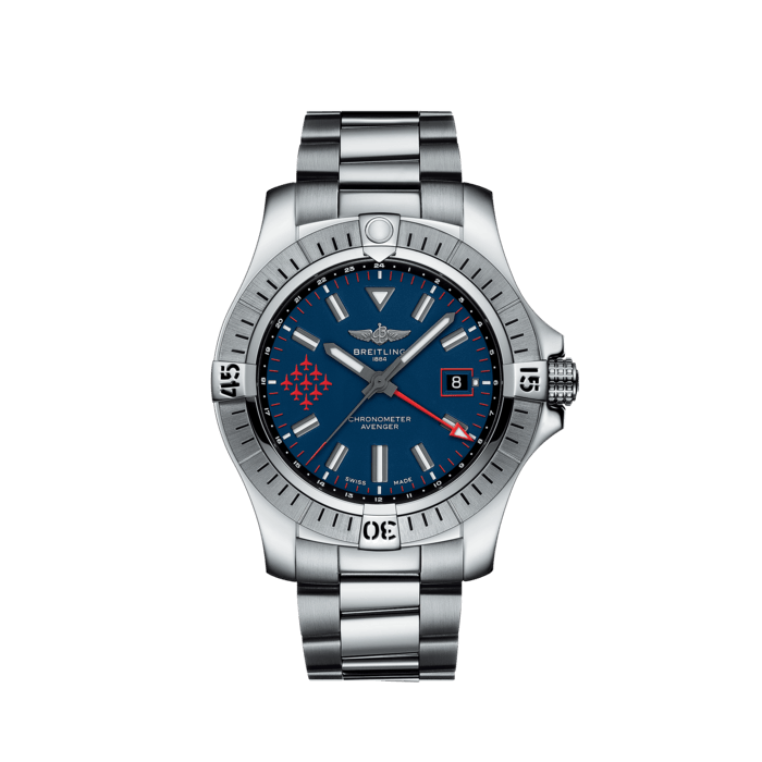 Avenger Automatic GMT 45 Red Arrows Limited Edition - A323951A1C1A1