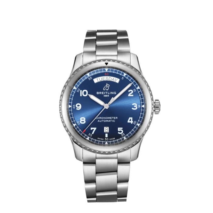 Aviator 8 Automatic Day & Date 41 - A45330101C1A1