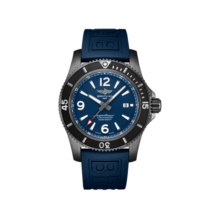 Superocean Automatic 46 Black Steel - M17368D71C1S2