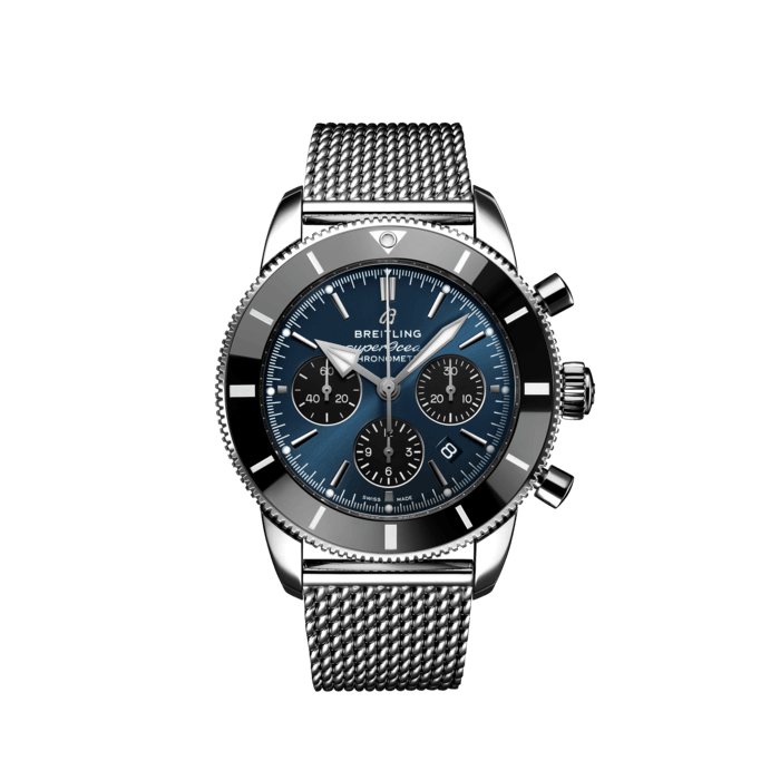 Superocean Heritage B01 Chronograph 44 - AB0162121C1A1