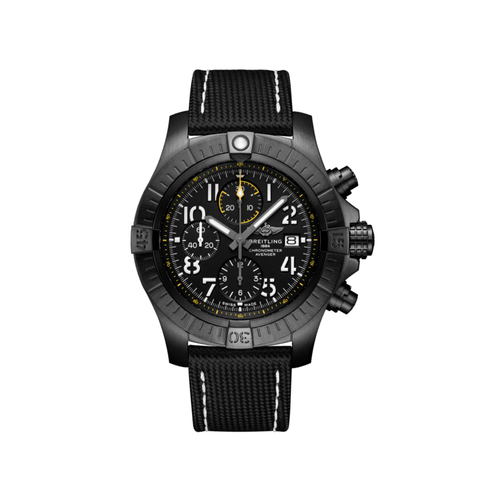 Avenger Chronograph 45 Night Mission - V13317101B1X1