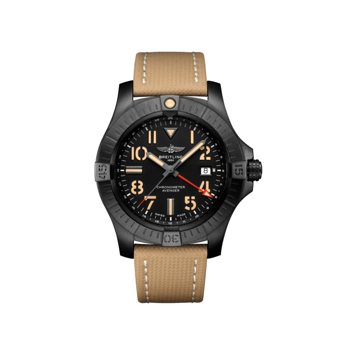 Avenger Automatic GMT 45 Night Mission - V32395101B1X1