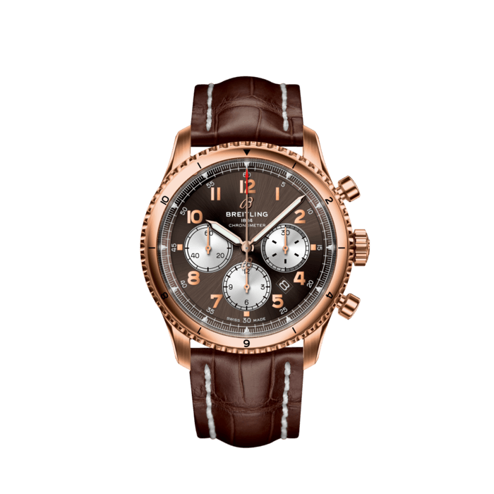 Aviator 8 B01 Chronograph 43 - RB0119131Q1P2