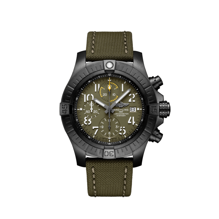 Avenger Chronograph 45 Night Mission - V13317101L1X1