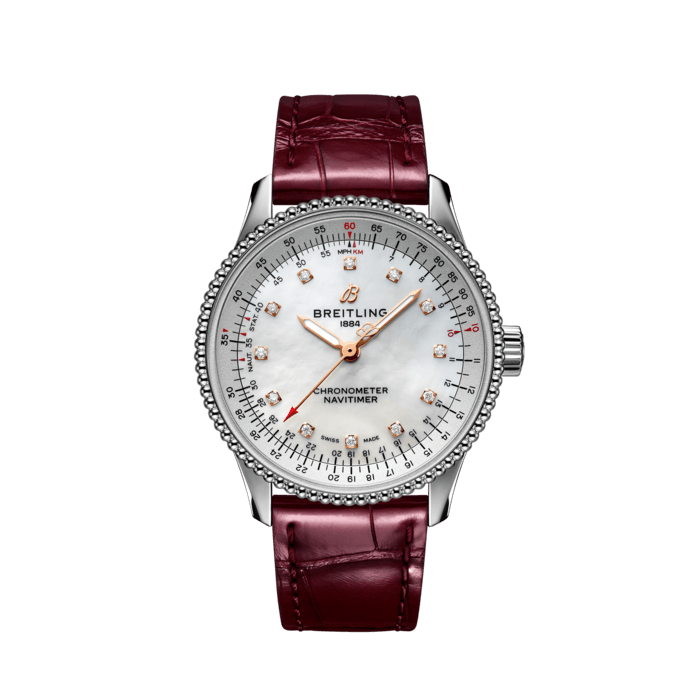 Navitimer Automatic 35 - A17395211A1P2