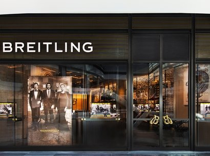 Breitling Boutique Houston Galleria