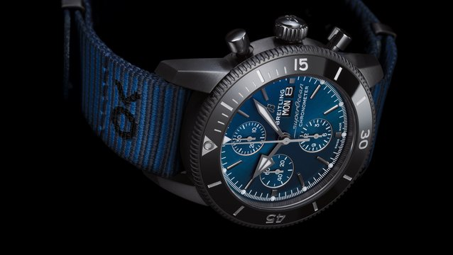 THE BREITLING SUPEROCEAN HÉRITAGE II CHRONOGRAPH 44 OUTERKNOWN