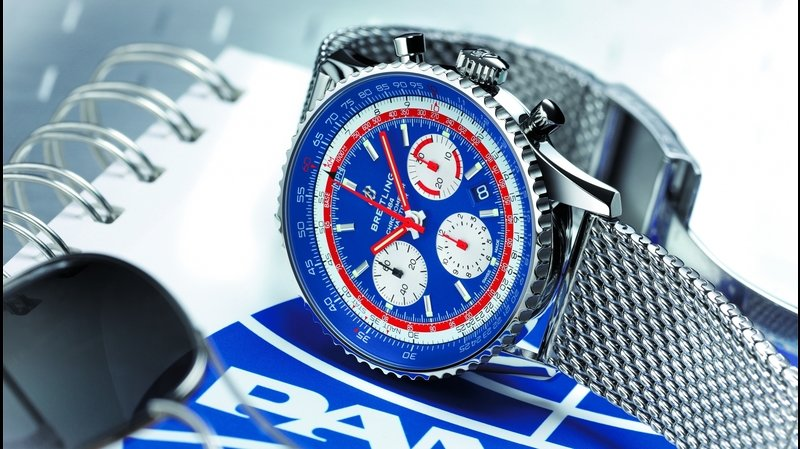 NAVITIMER B01 CHRONOGRAPHE 43 PAN AM EDITION
