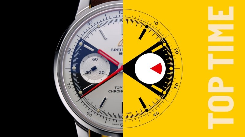 EL TOP TIME LIMITED EDITION DE BREITLING