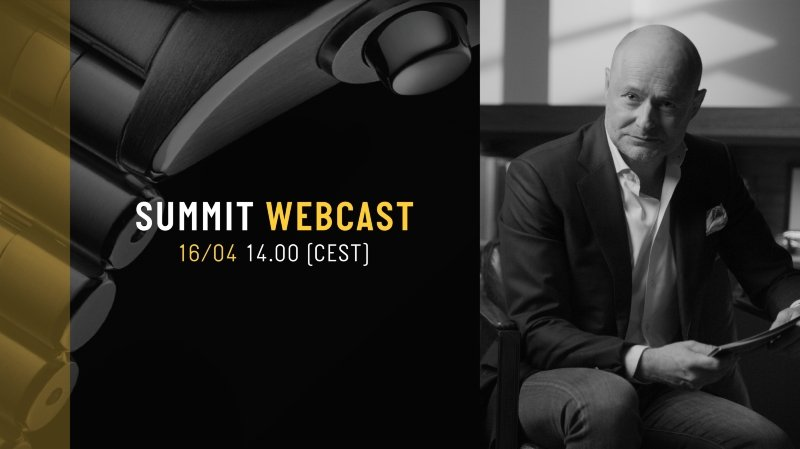THE BREITLING SUMMIT WEBCAST