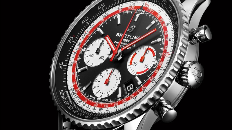 NAVITIMER B01 CHRONOGRAPH 43 SWISSAIR EDITION