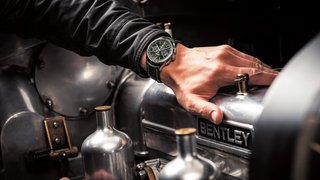 BREITLING AND BENTLEY: DRIVING TOGETHER INTO THE FUTURE