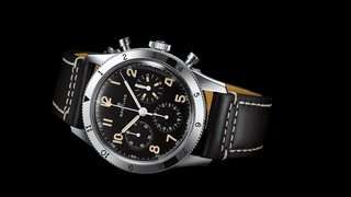 The Breitling AVI Ref. 765 1953 Re-Edition