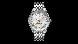 LA BREITLING NAVITIMER AUTOMATIC 35