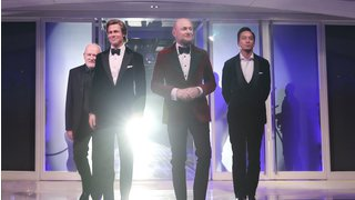 BREITLING MARKS ITS ENTRY INTO CHINA WITH A DAZZLING RED-CARPET GALA CELEBRATION