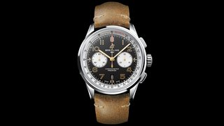 Breitling Celebrates a Powerful Partnership with the Premier Norton Edition