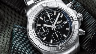 The Breitling Avenger Collection