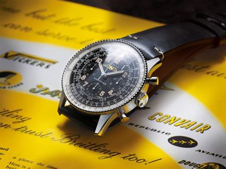 La Breitling Navitimer Ref. 806 1959 Re-Edition