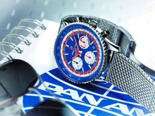 NAVITIMER B01 CHRONOGRAPH 43 PAN AM EDITION