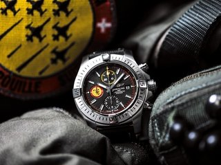 Il Breitling Avenger Swiss Air Force Team Limited Edition