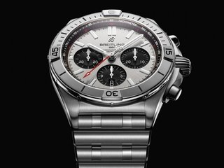 La nouvelle collection Breitling Chronomat