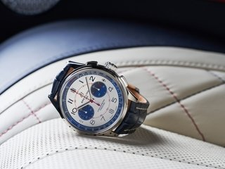 BREITLING LANCIERT PREMIER BENTLEY MULLINER LIMITED EDITION