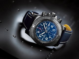La collection Avenger de Breitling