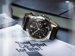 Die Breitling AVI Ref. 765 1953 Re-Edition