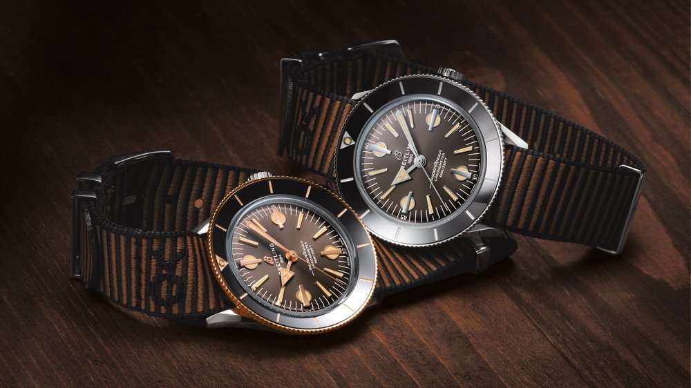 The Breitling Superocean Heritage '57 Outerknown