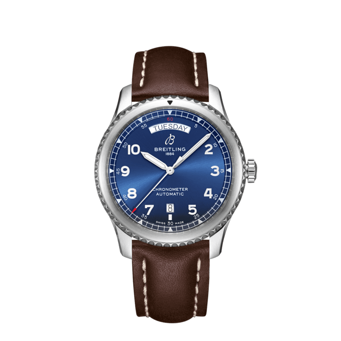 Aviator 8 Automatic Day & Date 41 - A45330101C1X6