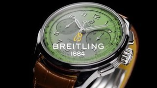 BREITLING'S HERITAGE, REVIVED