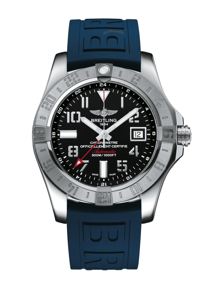Avenger II GMT - A3239011/BC34/158S/A20S.1