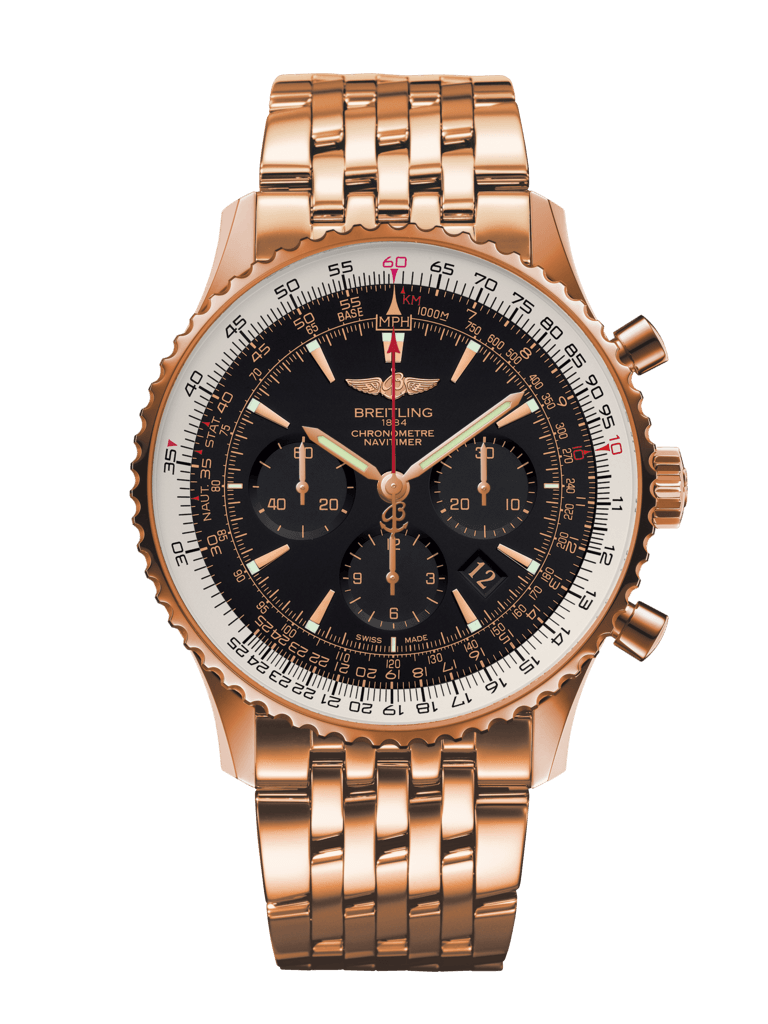 Navitimer 01 (46 mm) - RB0127E6/BF16/443R