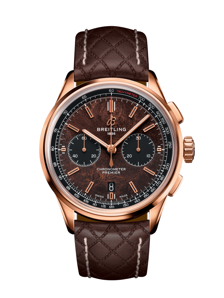 Premier B01 Chronograph 42 Bentley Centenary Limited Edition - RB01181A1Q1X1
