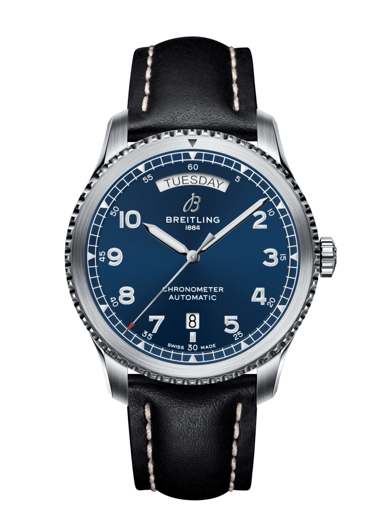 Navitimer 8 Automatic Day & Date 41 - A45330101C1X1