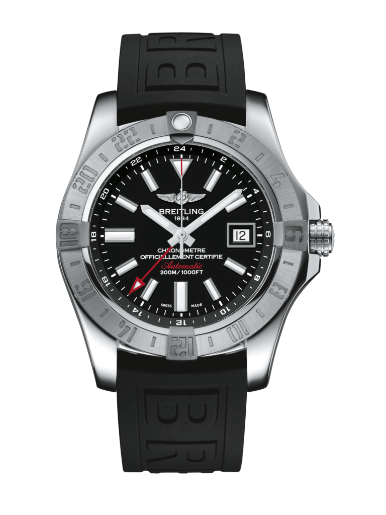 Avenger II GMT - A3239011/BC35/152S/A20S.1