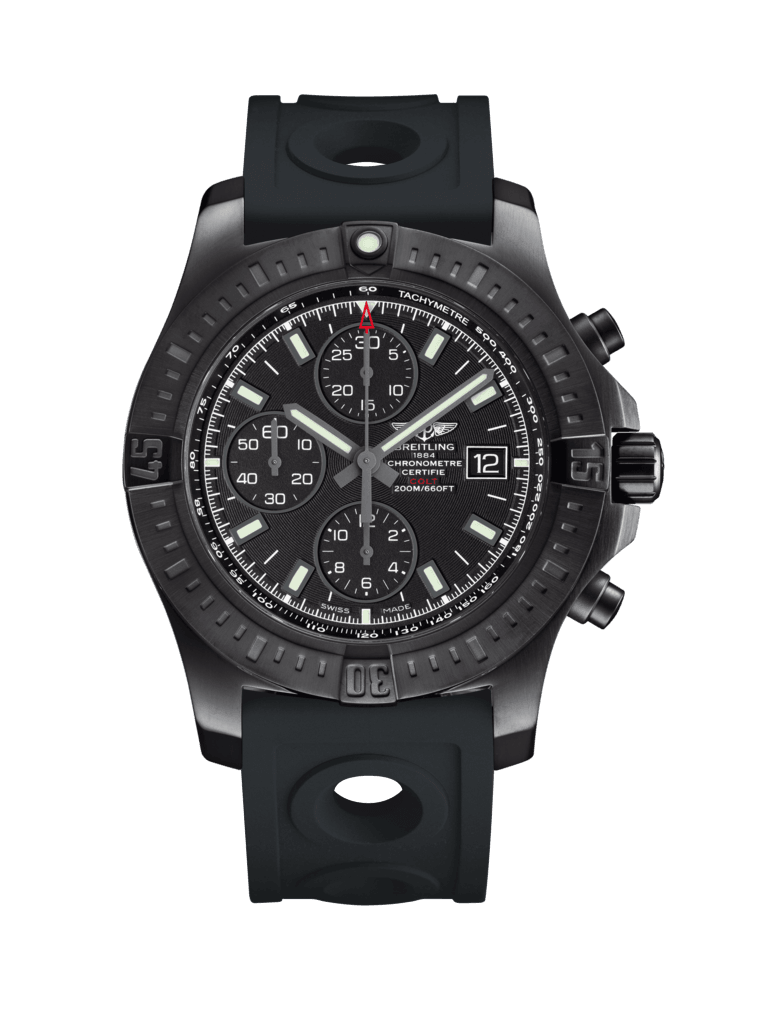 Colt Chronograph Automatic - M1338810/BF01/227S/M20SS.1