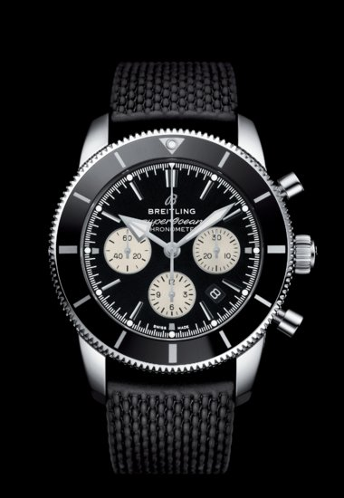 superocean steel new breitling brand s watches box watch steelfish stainless p chronograph mens papers