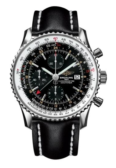 Navitimer 1 Chronograph GMT 46 - A2432212/B726/441X/A20BA.1