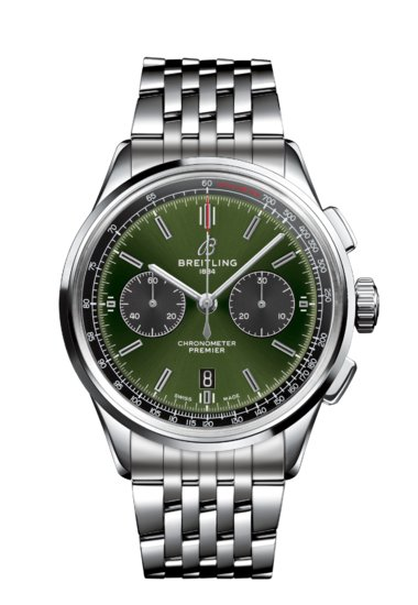 Premier B01 Chronograph 42 Bentley - AB0118A11L1A1