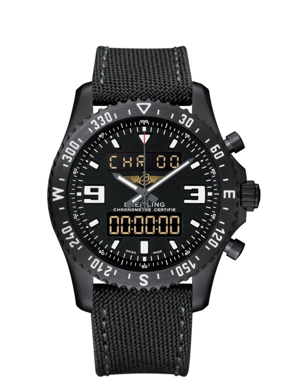 Chronospace Military - M78367101B1W1