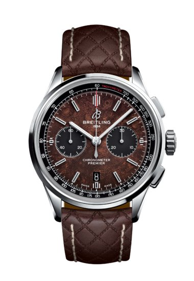 Premier B01 Chronograph 42 Bentley Centenary Limited Edition - AB01181A1Q1X1