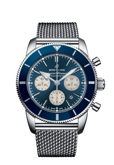 Superocean Heritage B01 Chronograph 44 - AB0162161C1A1