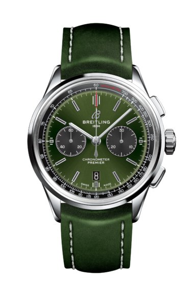 Premier B01 Chronograph 42 Bentley - AB0118A11L1X1